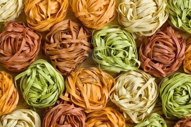 pasta-colorata